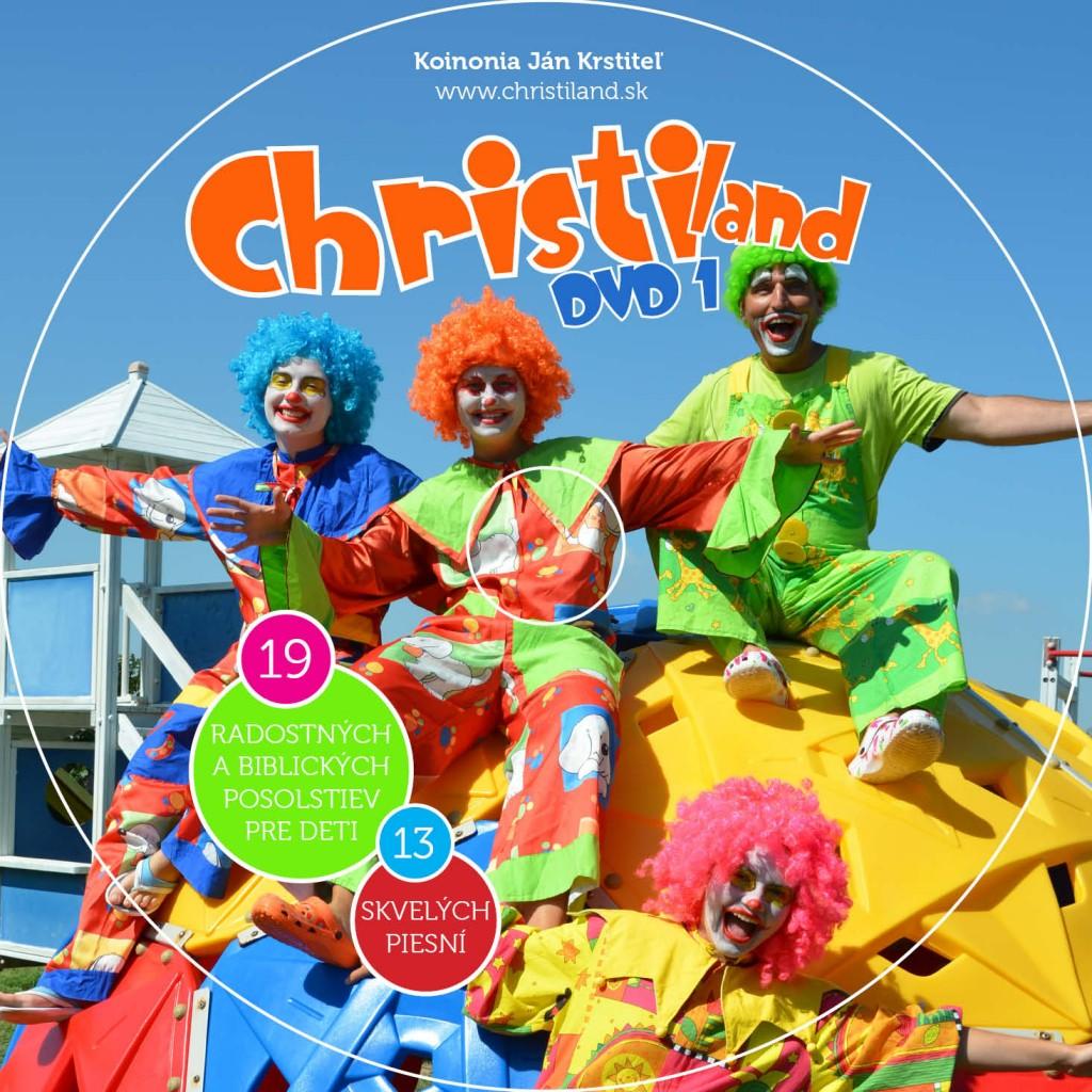 CHRISTILAND_DVD
