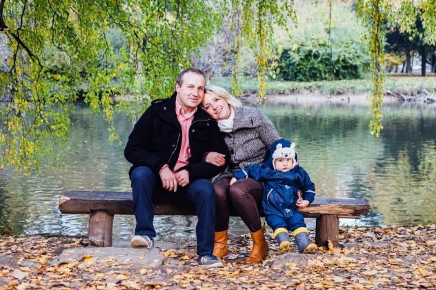 rodina Dlhých - fotil Tomas Slovak
